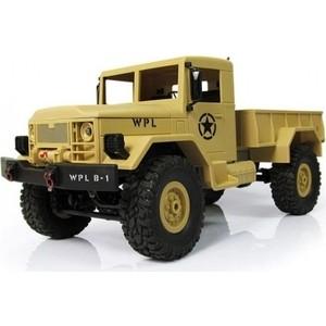 Радиоуправляемая машина WL Toys военный грузовик масштаб 1:16 + акб 2.4G - B-14