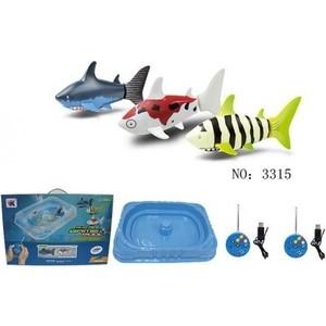 Фото - Create Toys Радиоуправляемые рыбки с бассейном - 3315 радиоуправляемые игрушки