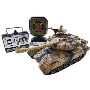 Радиоуправляемый танк с мишенью HouseHold Russia T-90 - YH4101D-5