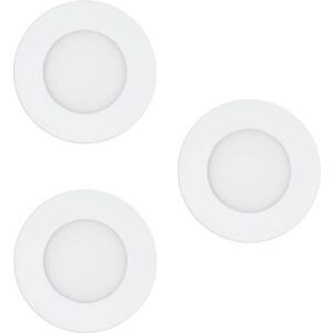 Встраиваемый светодиодный светильник Eglo 32881 встраиваемый светодиодный светильник eglo peneto 1 95899