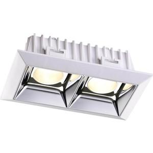 Встраиваемый светодиодный светильник Novotech 357846