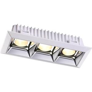 Встраиваемый светодиодный светильник Novotech 357848