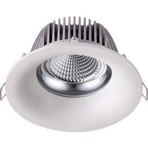 Встраиваемый светодиодный светильник Novotech 358024 встраиваемый светодиодный светильник novotech 357621