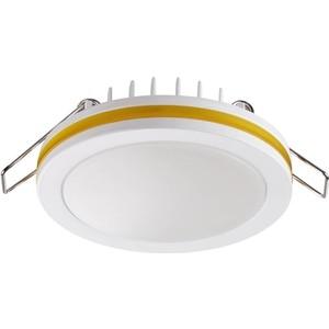 Встраиваемый светодиодный светильник Novotech 357965 встраиваемый светодиодный светильник novotech trad 357361