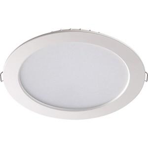 Встраиваемый светодиодный светильник Novotech 358030 декоративный светильник novotech встраиваемый 369517