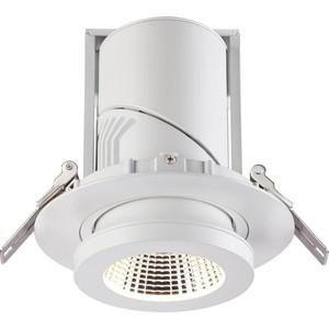 Встраиваемый светодиодный светильник Novotech 357872