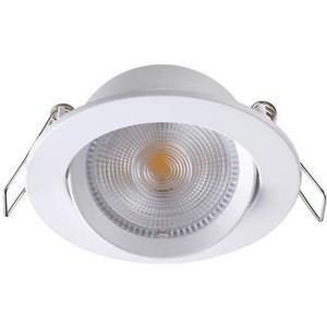 Встраиваемый светодиодный светильник Novotech 357998 встраиваемый светодиодный светильник novotech gesso 357581