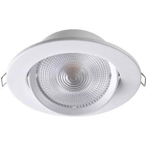 Встраиваемый светодиодный светильник Novotech 357999 встраиваемый светодиодный светильник novotech trad 357361