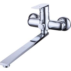 Смеситель для ванны Zenta Найс с душем, хром (Z2202)