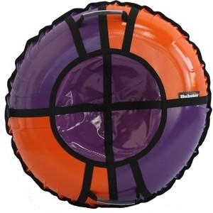 Тюбинг Hubster Sport Pro фиолетовый-оранжевый 90 см