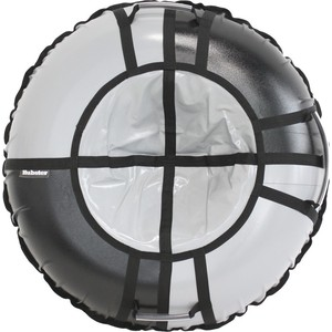 Тюбинг Hubster Sport Pro черный-серый 90 см