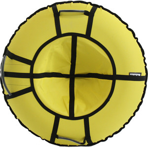 Тюбинг Hubster Хайп желтый 110 см цены онлайн