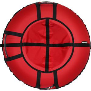 Тюбинг Hubster Хайп красный 90 см