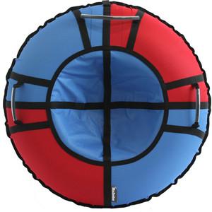 Тюбинг Hubster Хайп красный-синий 110 см цены онлайн