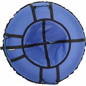 Тюбинг Hubster Хайп синий 100 см