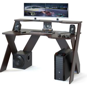 Стол компьютерный СОКОЛ КСТ-117 венге цена 2017