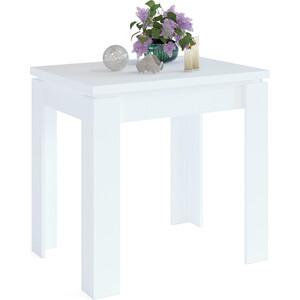 Стол обеденный СОКОЛ СО-1 белый
