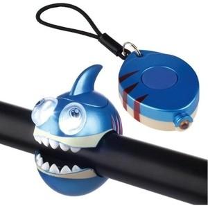 Фонарик Crazy Stuff 320240 SHARK light с брелком-фонариком
