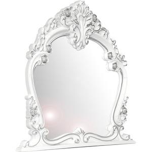 Зеркало Мэри Дольче Вита СДВ-06 белый глянец с серебром серова марина сергеевна дольче вита с риском для жизни