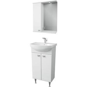 Мебель для ванной Меркана Астурия 45 белая