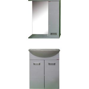 Мебель для ванной Меркана Руно 50 белая