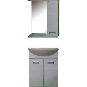 Мебель для ванной Меркана Руно 55 белая