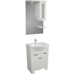Мебель для ванной Меркана Гент 60 белая