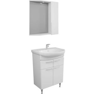 Мебель для ванной Меркана Болония 65 белая