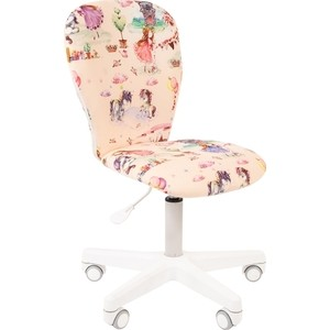 Кресло Chairman Kids 105 ткань принцессы