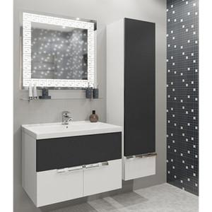 Мебель для ванной Mixline Исида 65 белый/графит
