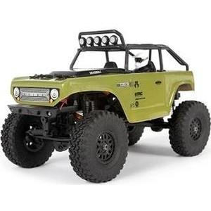 Радиоуправляемый трофи Axial SCX24 Deadbolt (зеленый) 4WD RTR масштаб 1:24 2.4G - AXI90081T2 цена