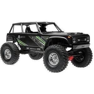Радиоуправляемый краулер Axial Wraith 1.9 (черный) 4WD RTR масштаб 1:10 2.4G - AXI90074T2 цена