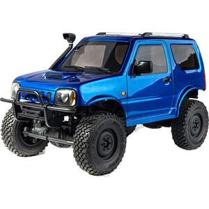 Радиоуправляемый трофи MST CFX Suzuki Jimny J3 4WD KIT масштаб 1:10 2.4G - MST-532169