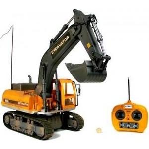 Радиоуправляемый экскаватор Hobby Engine Excavator масштаб 1:12 2.4G - HOB-803NEW