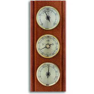 Метеостанция аналоговая TFA 20.1002.03, деревяная
