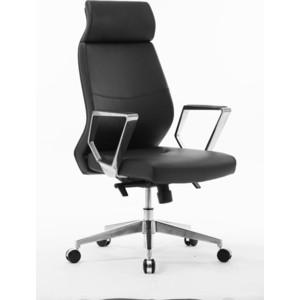 Кресло офисное NORDEN Индиго темно-синяя экокожа