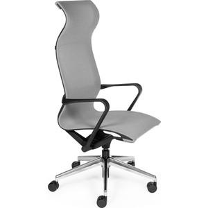 Кресло офисное NORDEN COSMO серая сетка/черный каркас недорого