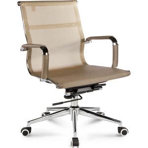 Кресло офисное NORDEN Хельмут LB/ бронзовая сетка (низкая спинка)