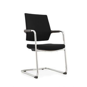 Кресло офисное NORDEN Стайл 1 CF/ хром/черная сетка/черная ткань sisley 1 черная