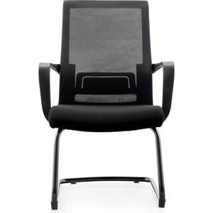 Кресло офисное NORDEN Интер CF/ черная краска/черная сетка/черная ткань