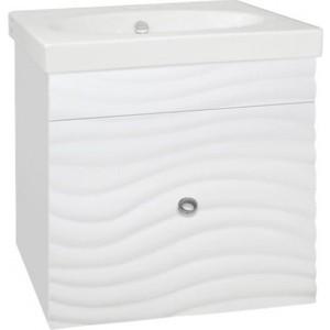 Мебель для ванной Style line Вероника 60 белая c раковиной Cersanit