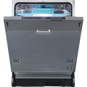 Встраиваемая посудомоечная машина Korting KDI 60340 встраиваемая посудомоечная машина hansa zim 414 lh