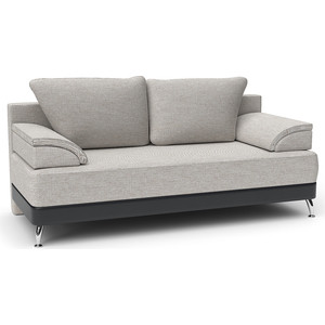 Диван-еврокнижка Шарм-Дизайн ЕвроШарм серый