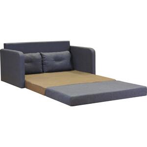 Диван Шарм-Дизайн Бит-2 серый кровать