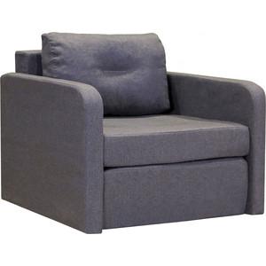 Кресло-кровать Шарм-Дизайн Бит-2 серый