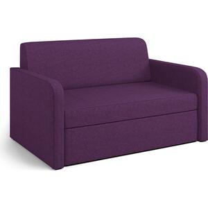 Диван Шарм-Дизайн Бит фиолетовый кровать