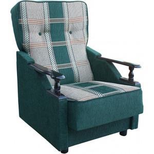 Кресло Шарм-Дизайн Классика ДП зеленая