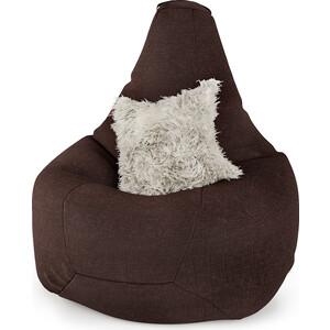 Кресло Шарм-Дизайн Груша коричневый