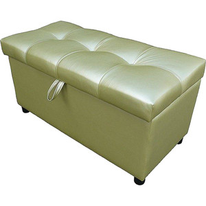 Пуф Шарм-Дизайн Рондо 100 зеленый