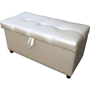 Пуф Шарм-Дизайн Рондо 100 серый